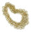 18kt Yellow Gold Multi Strand Necklace